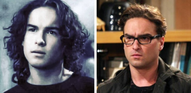 """""""The Big Bang Theory"""" Cast Then And Now"""