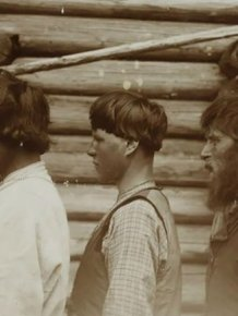 Rare Vintage Photos Of Dwellers Of The Russian North Over A Century Ago