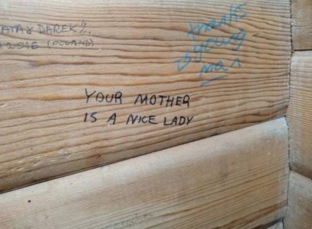 Creative Vandalism, part 2