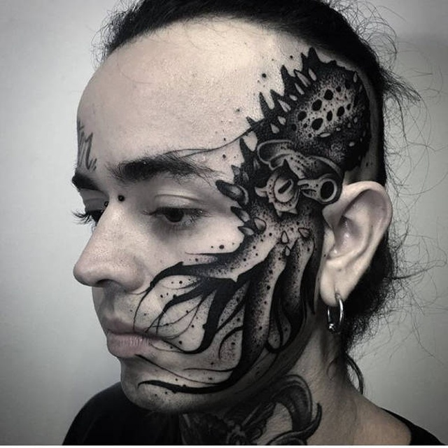 People Who Turned Themselves Into Monsters