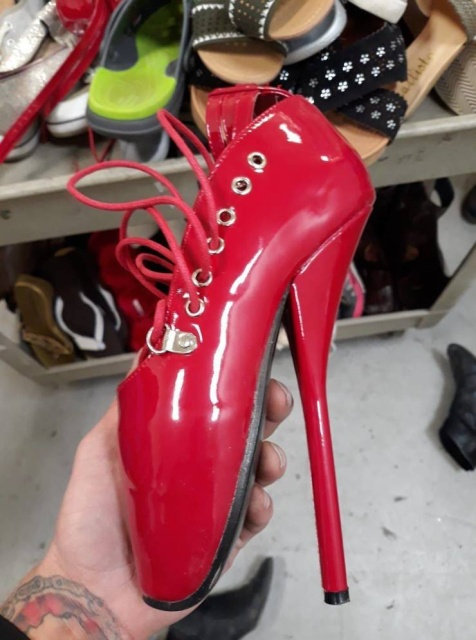 Found In The Thrift Shops