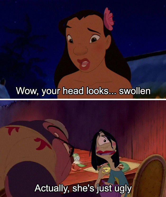 Disney Characters Are Pretty Good At Witty Comebacks And Family-Friendly Insults