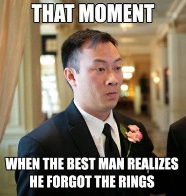 Wedding Party Memes