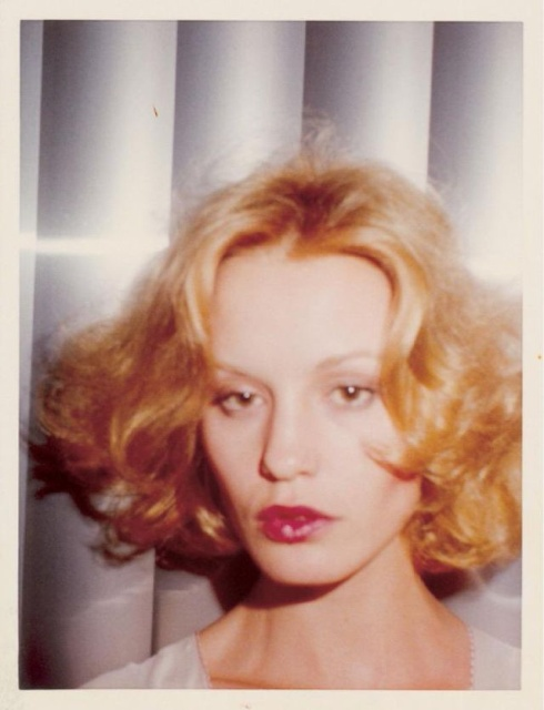 Young Jessica Lange in the 1970s and 1980s