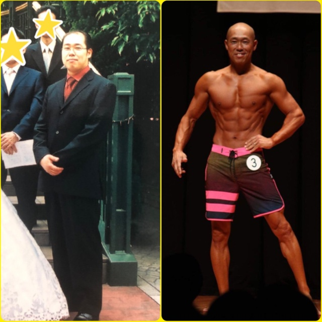 Transformation Of A Middle-Aged Japanese Man After His Wife Left Him