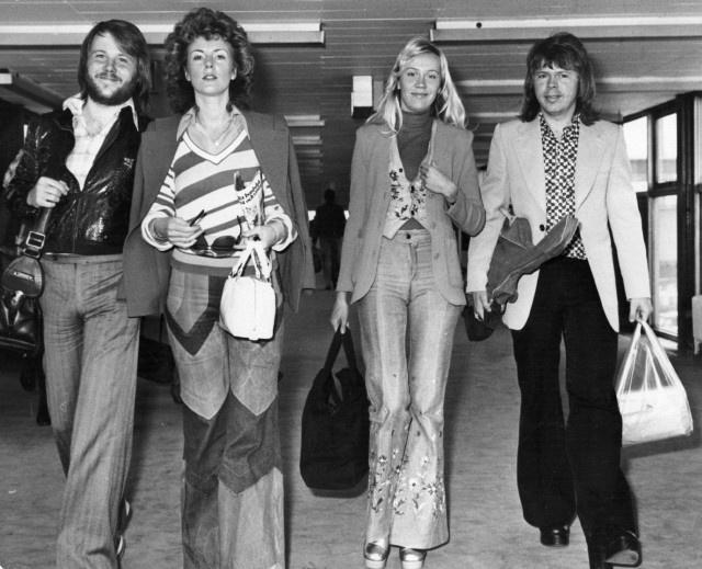 Photos Of ABBA