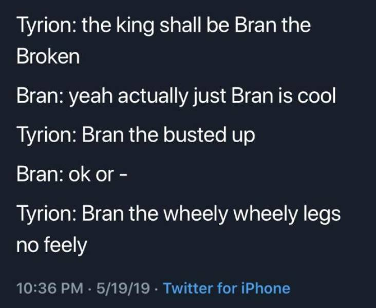 """""""Game Of Thrones"""" Memes, part 2"""