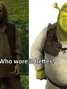 "Is ""Game Of Thrones"" A Copy Of ""Shrek""?"