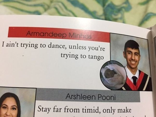 Yearbook Quotes, part 3