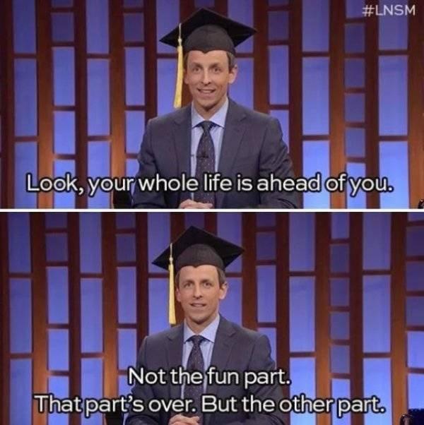 Graduation Memes