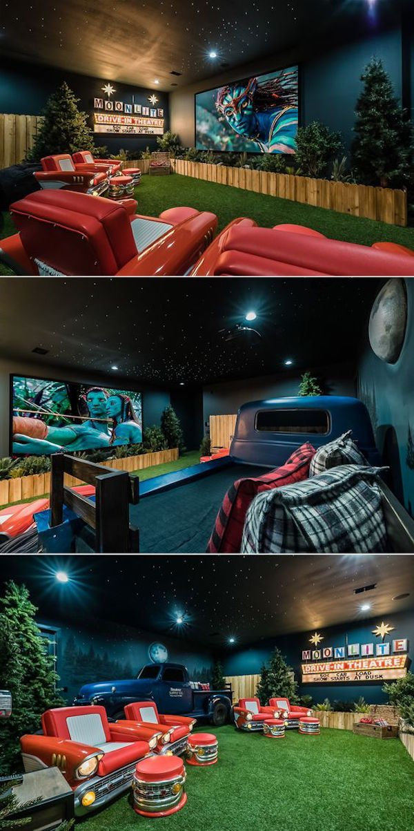 Great Man Caves