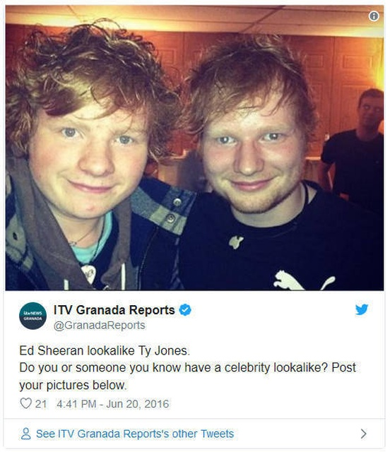 Celebrities And Their Incredibly Similar Doppelgängers