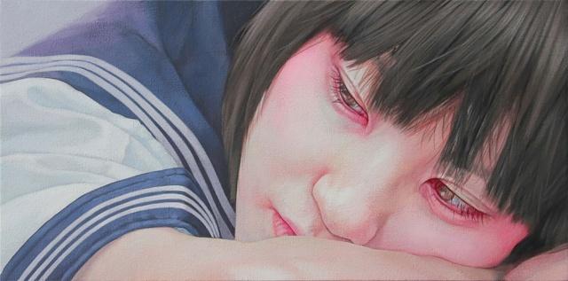 """Schoolgirl Nightmares"" By Kazuhiro Hori"