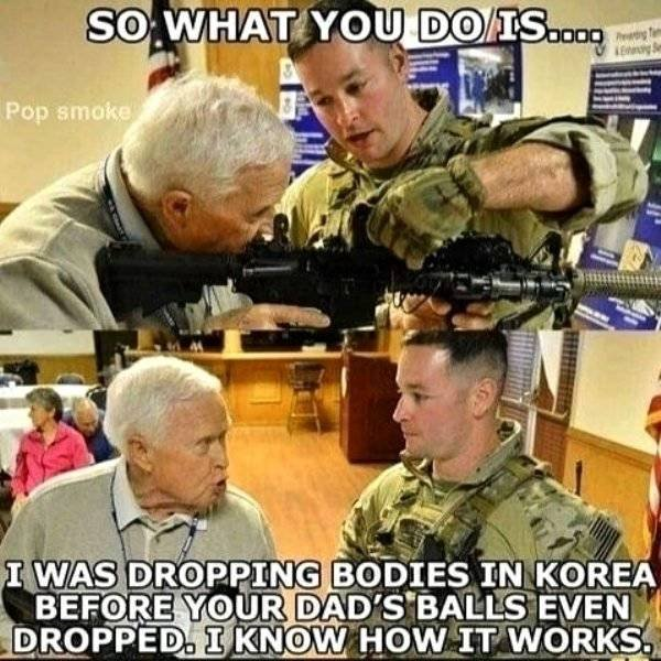 Military Knows How To Motivate