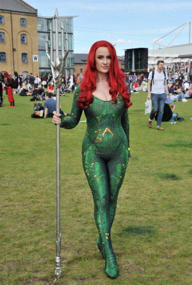 Photos From 2019 London Comic Con