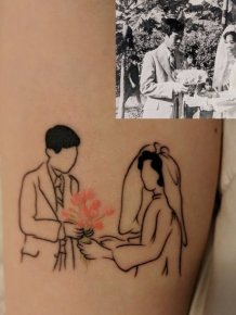 There Are Stories Behind These Tattoos