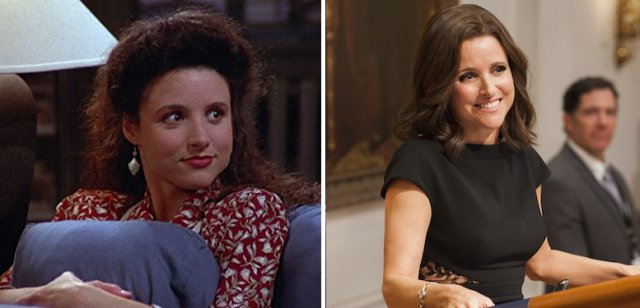 '90s TV Actors Then And Now