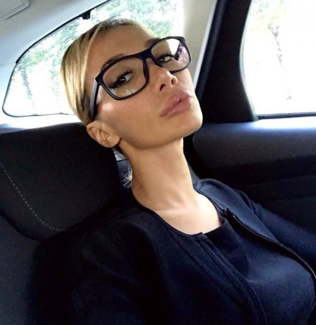 33-year-old Irina Kova From London Complains Men Don't Take Her Seriously Because She Is Too Hot