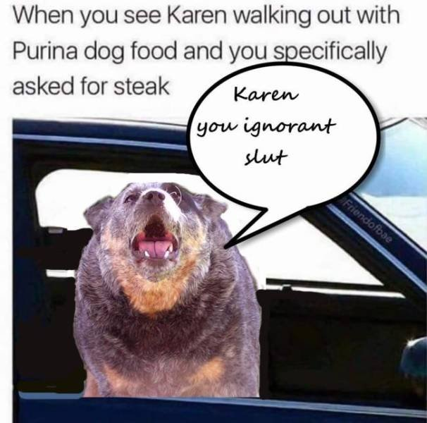 It's Karen Time