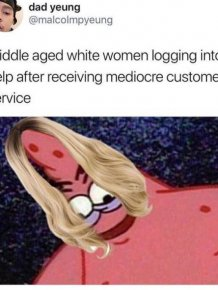 It's Karen Time