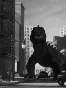 Cheap Godzillas