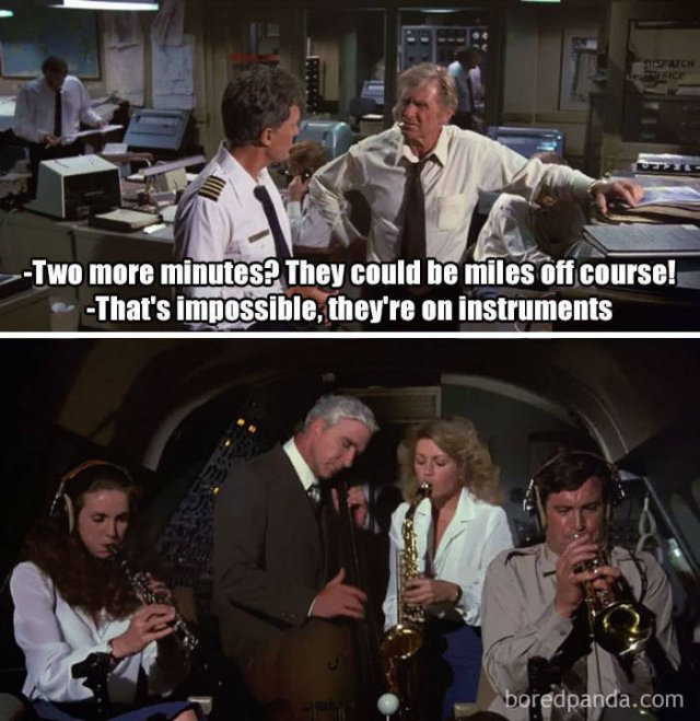 "Facts About ""Airplane"""