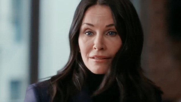 Courteney Cox Is An Amazing Actress