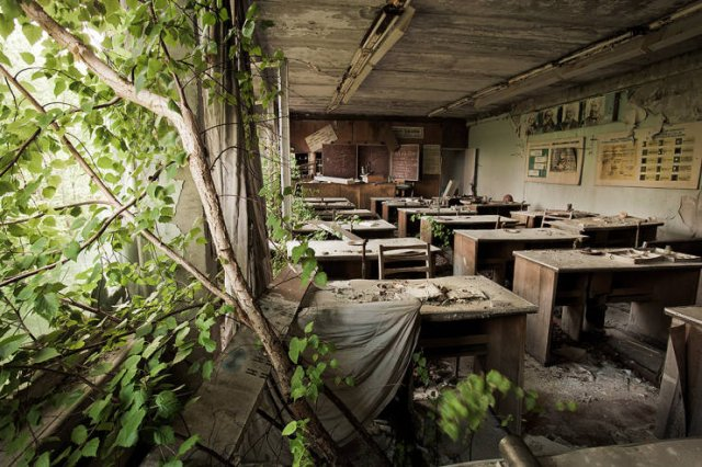 If You Like HBO's Chernobyl You Have To See These Real Photos Of Chernobyl And Pripyat