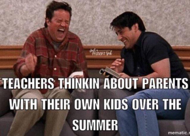 Memes About Teachers