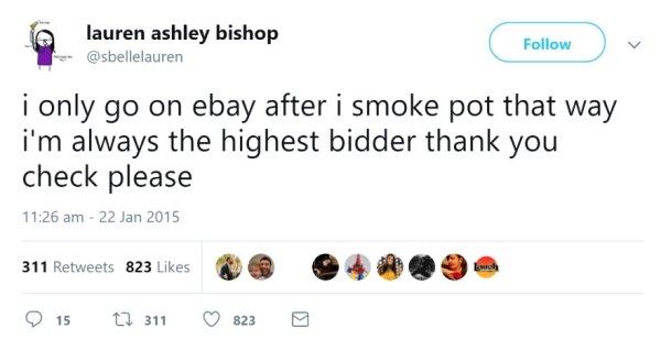 Stoned Tweets