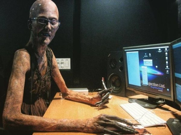 Javier Botet López Is A Horror Movie Icon