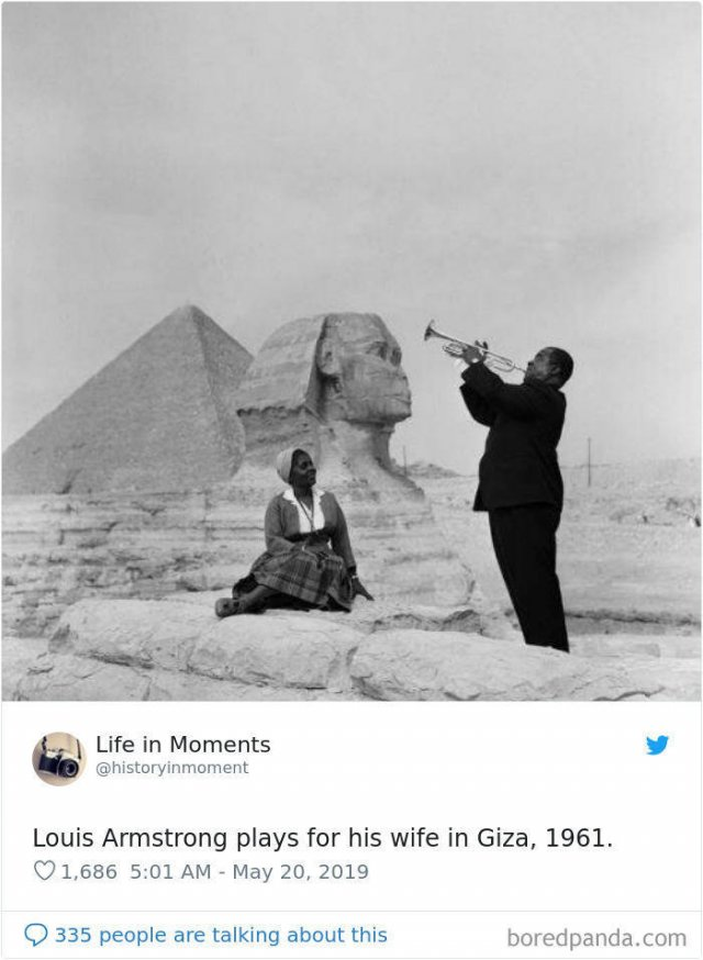 Let's Go Back In Time With These Amazing Photos