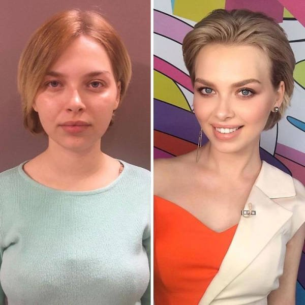 Women Before And After Transformation By A Stylist