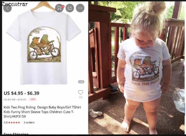 Mother Orders A Shirt For Her Daughter. But She Wasn't Expecting Something Like This...