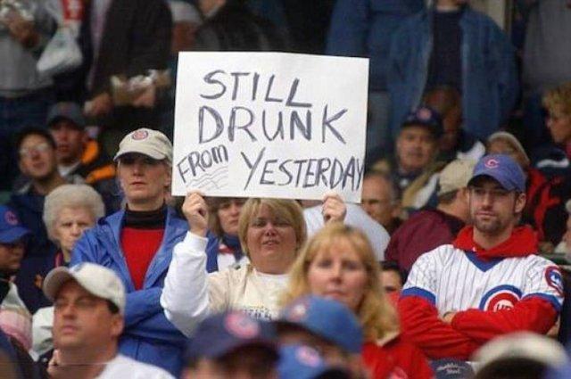 Funny Sport Fans