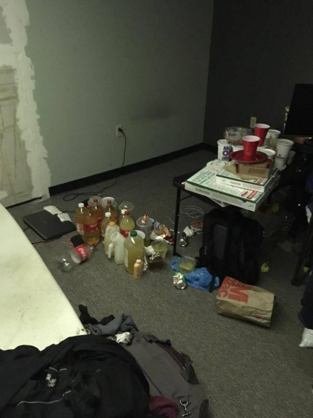 Terrible Roommates