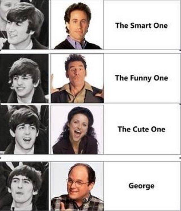Funny Beatles Memes