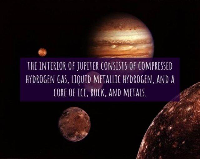 Interesting Jupiter Facts