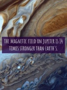 Interesting Jupiter Facts