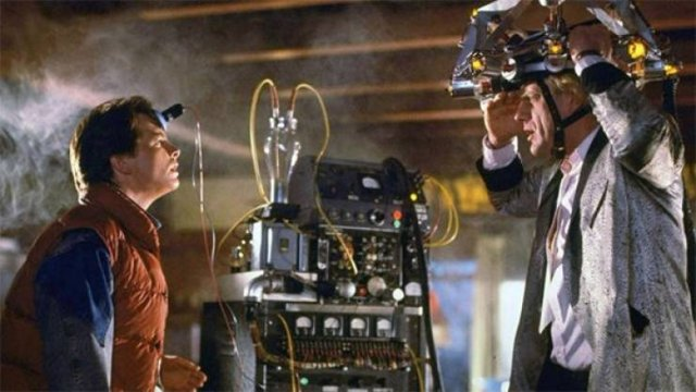 """""""Back To The Future"""" Facts"""