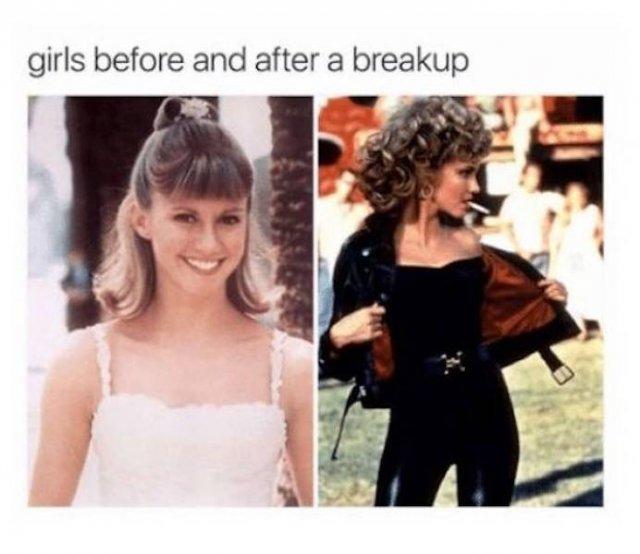 Break Up Memes