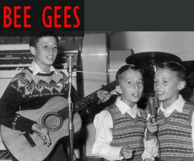 Famous Bands When They Were Young