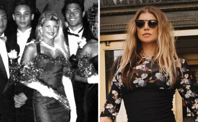 Prom Photos Of Famous People