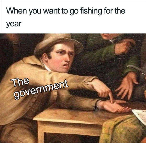 The Perfect Meme About Taxes