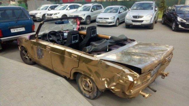Car Fails And Car Wins
