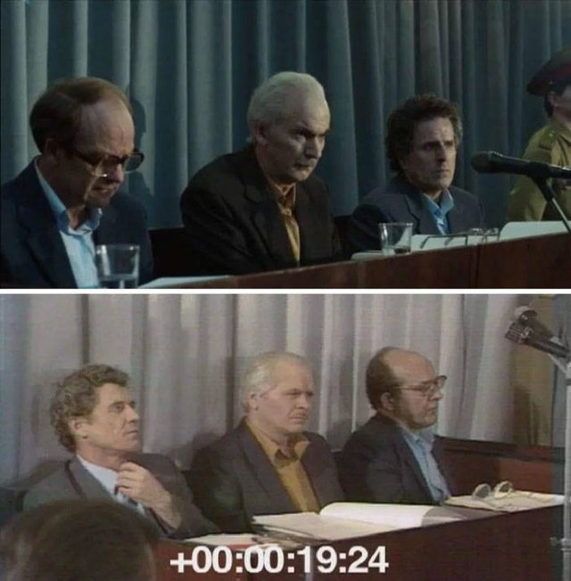 "Cast And Their Prototypes of HBO's ""Chernobyl"", Best TV Series Ever According To IMDB"