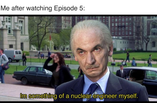 """Chernobyl"" TV Series Memes Prove That There Are Memes About Everything"