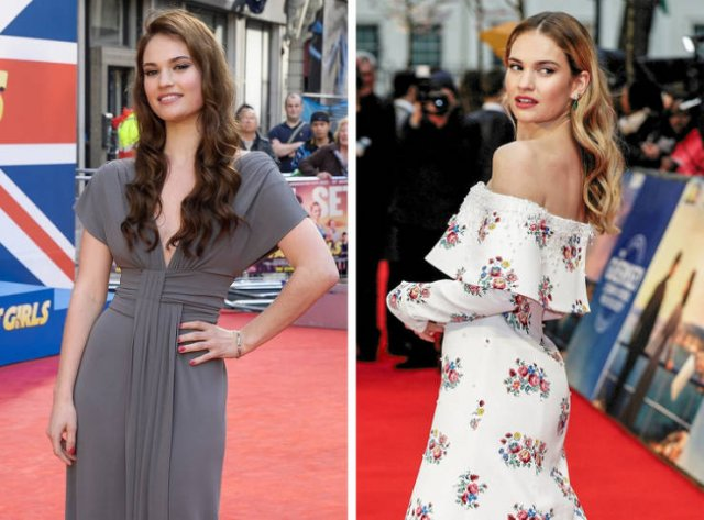 First Celebrity Red Carpet Photos Vs. How They Look Now