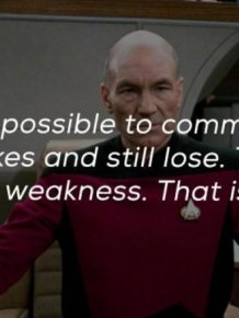 Jean-Luc Picard Quotes