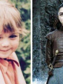 When Celebrities Were Much Younger